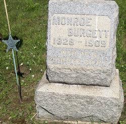 Almeron Monroe Burgett
