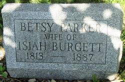 Betsey <i>Parker</i> Burgett