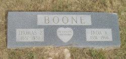 Inda V. Boone