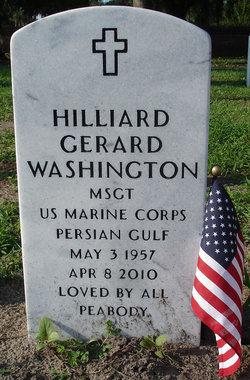 Hillard G. Washington