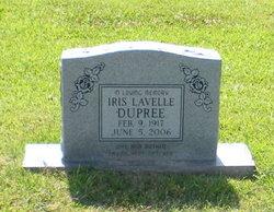 Iris Lavelle <i>Spencer</i> Dupree