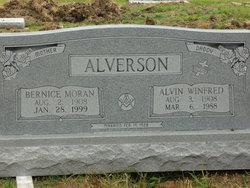 Bernice <i>Moran</i> Alverson
