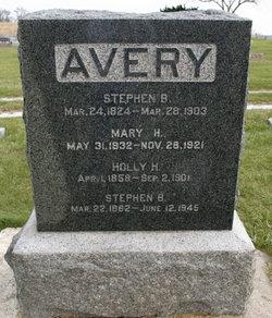 Mary Hawkes <i>Thayer</i> Avery