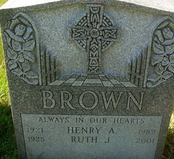 Henry A Brown