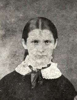Mary J Jennie <i>Burch</i> Neal