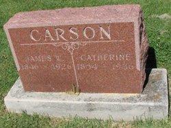 Catherine <i>Talkington</i> Carson
