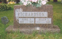 Helen L. <i>Squires Voorhees Richardson</i> Bell