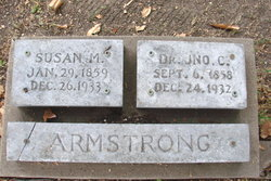 Susan M <i>Patterson</i> Armstrong