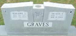 Marjorie <i>Spangler</i> Graves