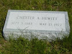 Chester A. Hewitt