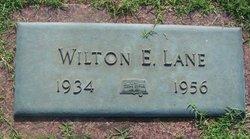 Wilton E Lane
