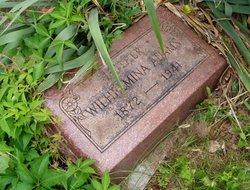 Wilhelmina Rose Wilma <i>Oakes</i> Adams