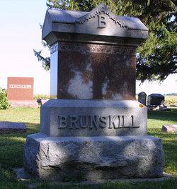 Ruth <i>White</i> Brunskill