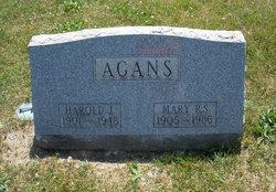 Harold Jacob Agans
