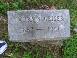 Laura Sophia <i>Mayer</i> Geiser