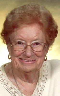 Doris E. <i>Price</i> Garvin