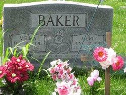 Velma LaBlanche <i>Keaton</i> Baker