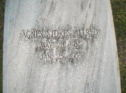 Mary Agnes <i>Stokes</i> Allred