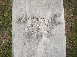 Barbara Joan Allred