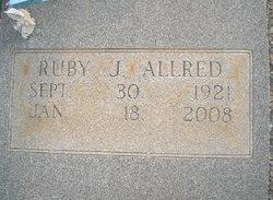 Ruby <i>Jones</i> Allred