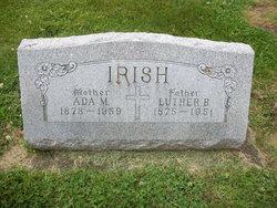 Ada M <i>Brown</i> Irish