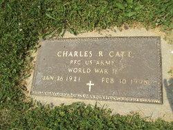 Charles R Catt