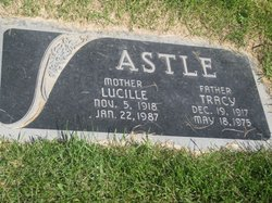 Stella Lucille <i>Stuart</i> Astle