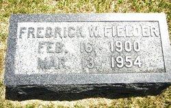 Fredrick W Fielder