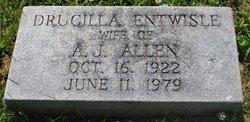 Drucilla <i>Entwisle</i> Allen