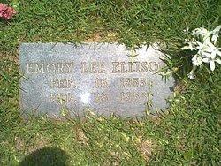 Emory Lee Ellisor