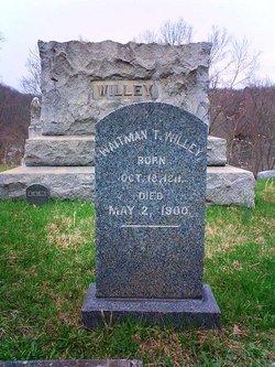 Waitman Thomas Willey