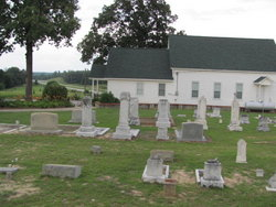 Woodlands Baptist Church Cemetery