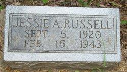 Jessie Alice <i>Knotts</i> Russell