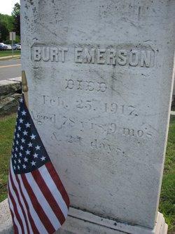 Burt Emerson