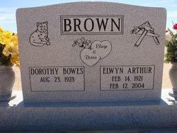 Elwyn Arthur Brown