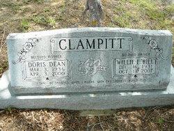 Willie Bill Lee Clampitt