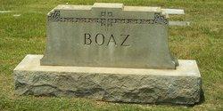Minnie <i>Fagg</i> Boaz