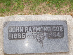 John Raymond Cox