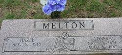 Claude Lones Melton