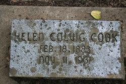 Helen Mae <i>Colvig</i> Cook
