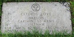 Clyde Curtis Love