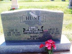 Arlo Heward Hunt