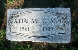 Abraham C Ash