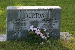 Walter Lester Joe Burton