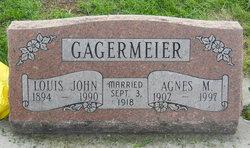 Louis John Gagermeier, Sr