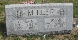Clara M Miller