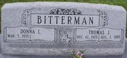Thomas J Bitterman