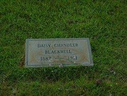Daisy Istalena <i>Chandler</i> Blackwell