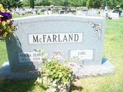 Norma Jean <i>Loman</i> McFarland