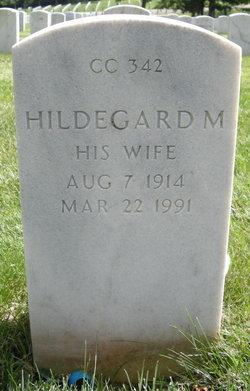 Hildegard M <i>Enger</i> Boese